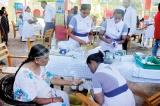 Nurses organise health camp