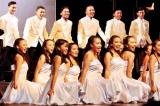 Together they sang, sang and sang