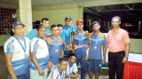 Cinnamon Bay Beruwala (Men),  Amaya Lake Dambulla (Women) Champions