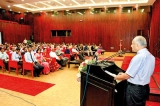 SLPI convocation for 132 journalists who successfully complete English course