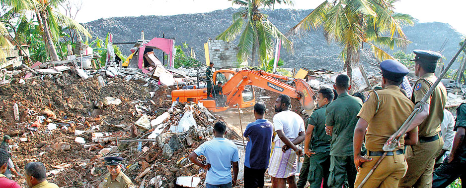 Meethotamulla dumpsite: Vacillation for two years and Rs. 4 billion unused: Report