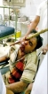 Chilaw doctors operate on man after freak accident