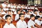 Science Week at DS Senanayake