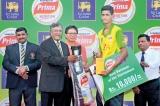 Kenula adjudged Best  Batsman at Prima Under-15 Provincial tournament