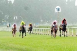 Nuwara Eliya Horse Races rained out for now