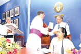 Launch of book to commemorate the 150th anniversary of The Ceylon Churchman