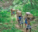 Charity project lights up two remote villages