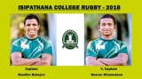 Manilka to lead Isipathana at rugby with Nazran as his deputy