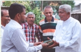 Aid for North Borella development programme