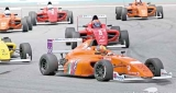 Eshan now on the Formula 4 track