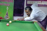 Hameed records stunning win over Bharatha