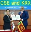 CSE and Korea Exchange agree to pursue mutual development