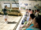 Singapore University rewards Mahamaya Girls with Environment Centre