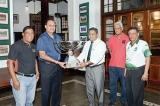 Isipathana -Thurstan Old Boys' at inaugural Golf match