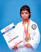 Sanuli bags two karate gold medals