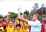 Atharidh House champs at Al-Manar International School Sports Meet
