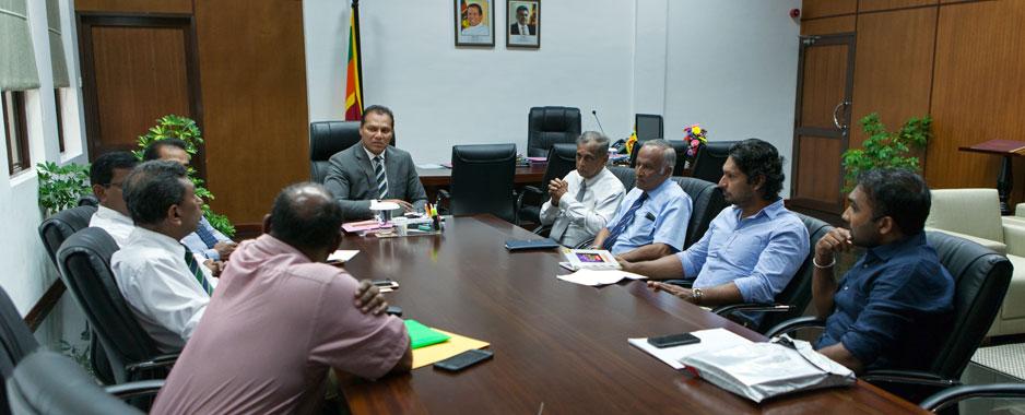 Cricket dons outline Lankan cricket future