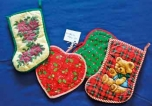 In crochet and patchwork: Nilanthie's new items and more at Christmas sale