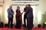 Leema Creations wins SAARC award for 'Excellence in Interior Design'