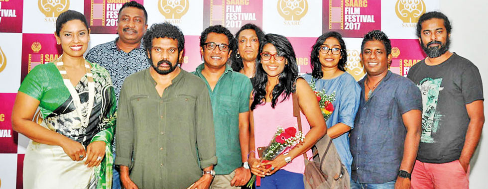 'Let her Cry' and 'Frangipani' shine at SAARC Film Fest