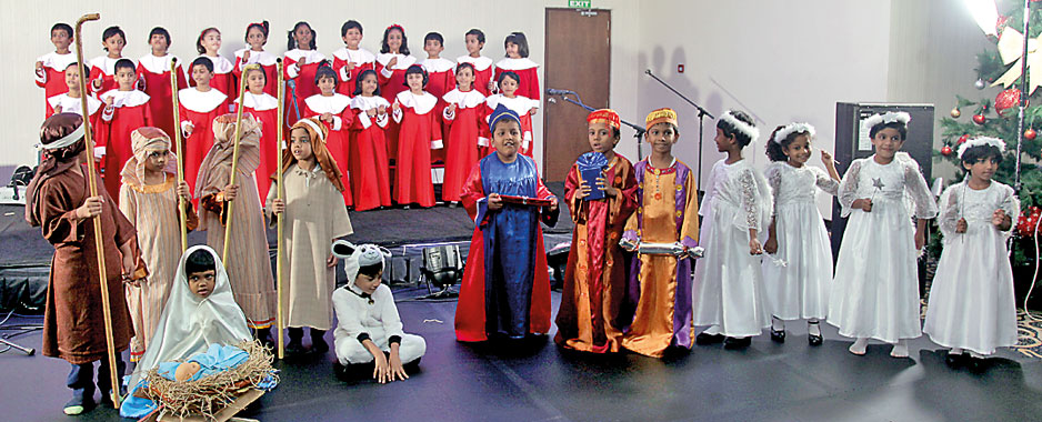 Annual Christmas Choir of Immy Kids International