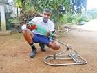 Nimsara wins water rocket competition