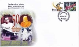Postage stamp marks 50th anniversary of Mitirigala Forest Hermitage