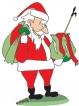 Hoh hoh ho! Santa