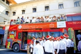 Christmas edition of the Colombo City Tour service