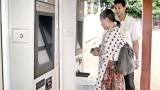 Ticket vending machine at Maligawa
