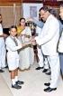 Royalist Dinura wins swimming award