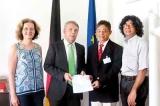 German Embassy helps with finances for Kelaniya Uni's revamped Rickettsial diagnostics lab