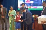 LOLC micro credit  celebrates high achievers at Grade 5 scholarship exam