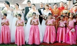 Wedding bells for Chinese couples: Who will foot the bill