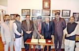 Quaid-e-Azam's birth anniversary celebration at Pak HC