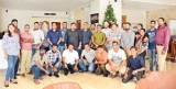 "Photojournalists trained in ""Visualising Reconciliation"""