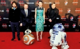 'Star Wars: The Last Jedi' soars to $745 million worldwide