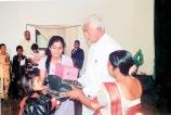 Pre-school concert at Narahenpita