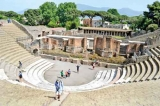 Pompeii: Imagining life in a city frozen in time