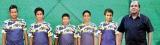 Sri Lanka wins Qatar Asian Junior Team Cup