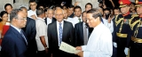 President Sirisena at 3: Politician or statesman?