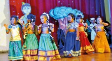 Annual concert of Shiny Pearls AMI Montessori House