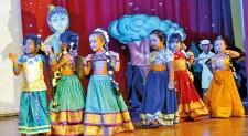 Annual concert of Shiny Pearls AMI Montessori House