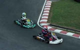 Final lap of Kart Race 'X30 Asia Cup'  roared off today