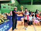 Nethmi and Lasan  grab TT honours