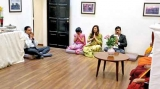 SL Consulate staff in Mumbai begin  new year with religious observances