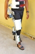SL's first functional Lower Extremity Exoskeleton Robot to help the needy