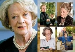 "Dame Maggie Smith: Stuck playing too many ""orrible old women"""
