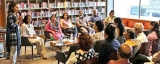 Special writers' workshop with Commonwealth Writers