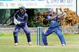Tharushan Iddamalgoda shines with bat and ball for Kanrich 'B'